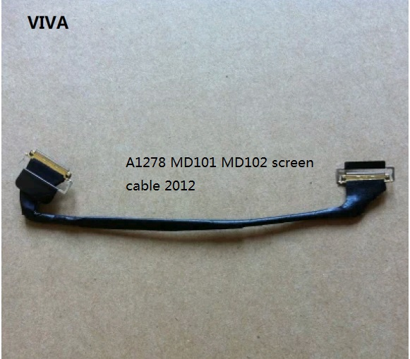 """10pcs//lot HDD Hard Drive Cable 821-2049-A For Macbook Pro 13/"""" A1278 2012 EMC2554"""