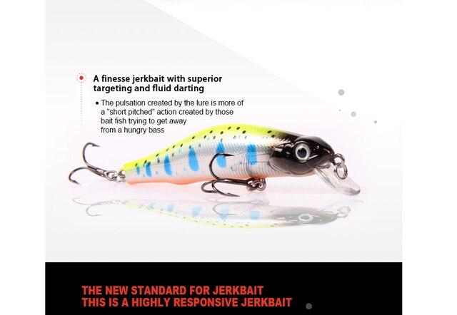 Bearking Assorted Crankbait Fishing Lures 5