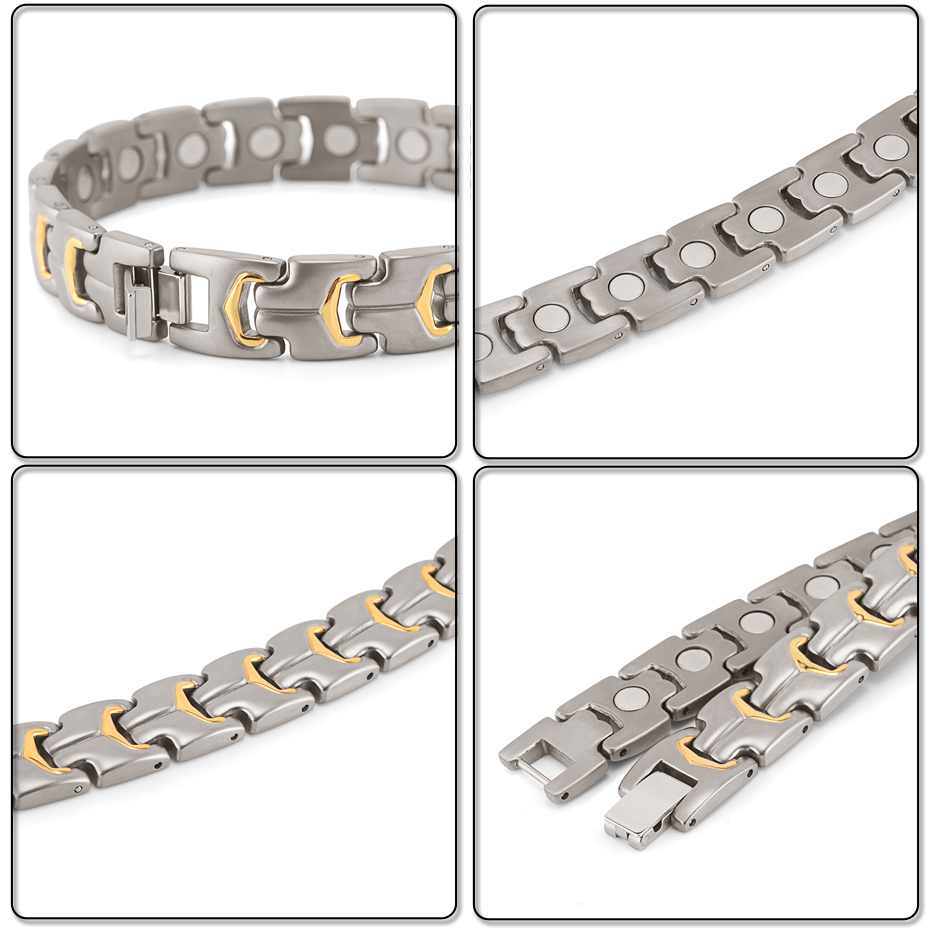 titanium bracelet for men and women (15)