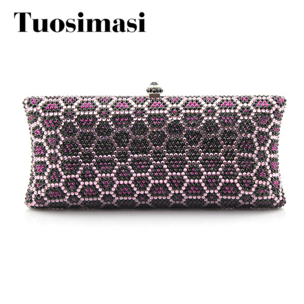 цены Handmade Luxury Handbags Women Evening Bags Clutch Bag Vintage Evening Clutch Purse Bolsa Feminina