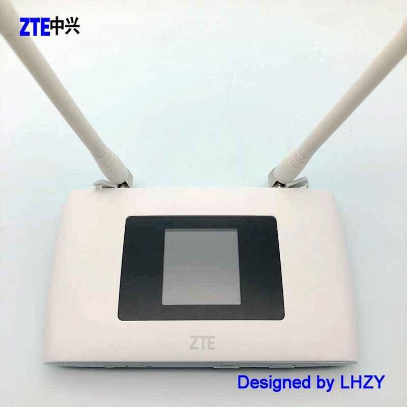 ZTE MF253S 4G LTE FDD900/1800 TDD1900/2300/2500/2600Mhz