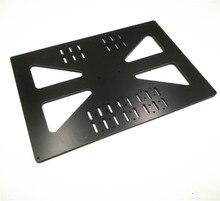 Funssor 200x300mm תמיכת מיטה מחוממת אלומיניום קומפוזיט מורחב Y תובלה צלחת עבור Prusa i3