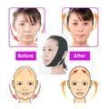 1 máscara pcsThin potente ferramenta de correção chin face lift endurecimento fina ataduras de contorno facial emagrecimento wraps