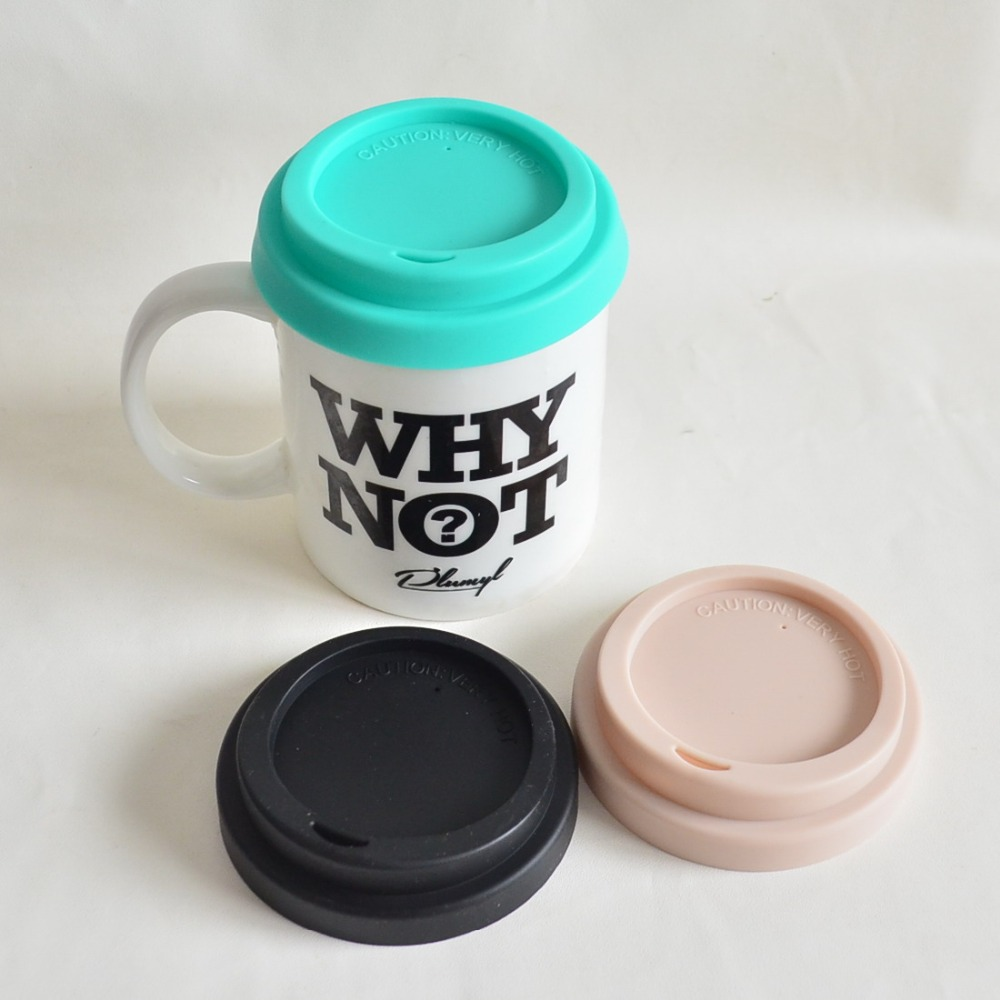 Us 4 0 Bpa Free Silicone Lids For Coffee Mugs Customized 12oz Swig Cup Ceramic Drinking In From Home Garden