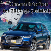 Plug and Play Reverse Camera Interface for AUDI 4GMMI Q5 A4 A6 Q7 with Dynamic Paring Guide Line