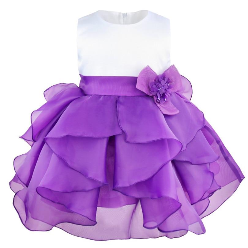 Tienda Online Niños Niñas flor pétalos vestido niños dama de honor ...