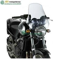 WINDSHIELD WINDSCREEN CB1300 XJR1200 YBR250 CB400 GN250 Motorcycle windshield modified windshield modified front windshield