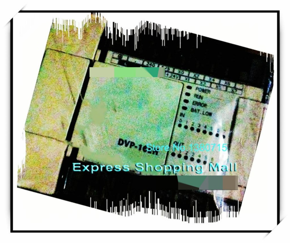 New Original DVP16EH00T2 PLC 100-240VAC 8DI 8DO transistor(NPN) output Standard new and original dvp16sp11t delta plc extension module dvp ss series 16 point extension 8di 8do npn transistor