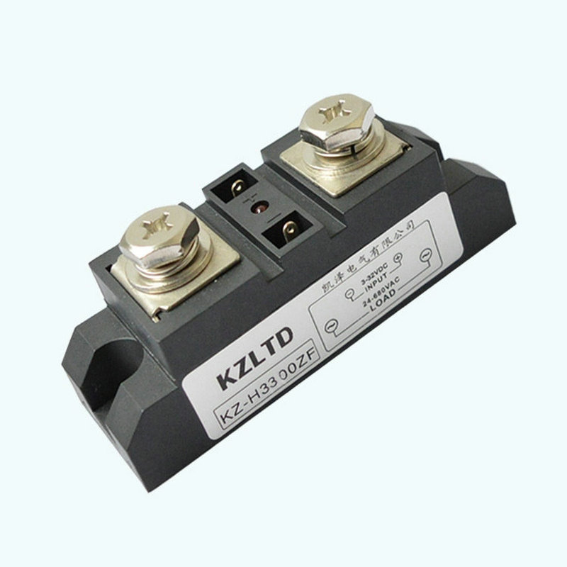 High Current Ratting DC to AC 3-32VDC 380VAC Industrial Class SSR Solid State Relay w LED Light 100/120/150/300A