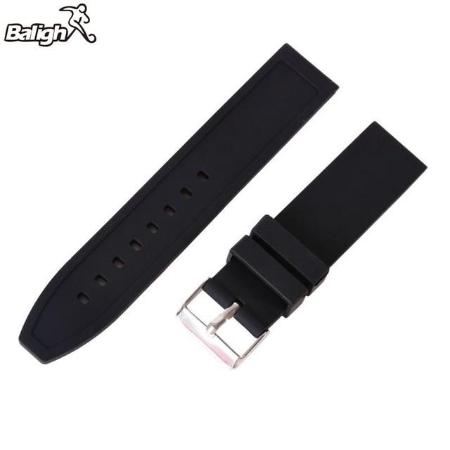 16/18/20/22/24/26/28mm bracelet motif papillon en acier inoxydable fermoir boucle + cuir pour unisexe bracelet de montre