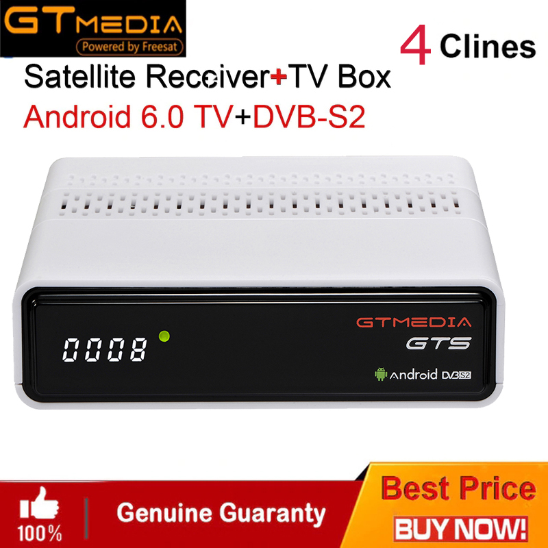 IPTV <font><b>Cccam</b></font> <font><b>Android</b></font> 6.0 Smart <font><b>TV</b></font> <font><b>BOX</b></font> <font><b>dvb</b></font>-<font><b>s2</b></font> <font><b>Satellite</b></font> <font><b>Receiver</b></font> 2+8GB Set Top <font><b>Box</b></font> 4K H.265 Wifi media player <font><b>TV</b></font> <font><b>Receiver</b></font> playstore image