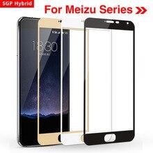 Для Meizu M5 Note Защитное стекло для Meizu M5s M3 M6 Note закаленное стекло полное покрытие защита экрана на Maisie M 3 5 6 5S пленка