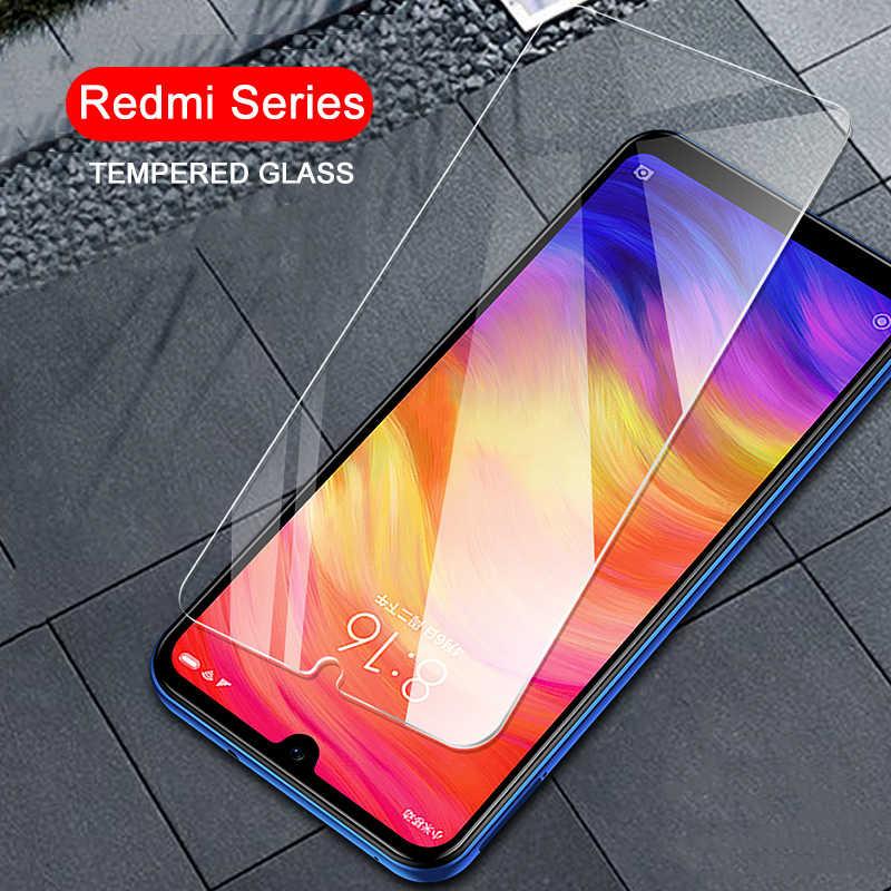 9H واقي للشاشة ل شياو mi mi 9X9 8 لايت بوكو F1 الزجاج المقسى ل الأحمر mi 7A k20 برو Y3 ملاحظة 7S 7 6 5 برو طبقة رقيقة واقية