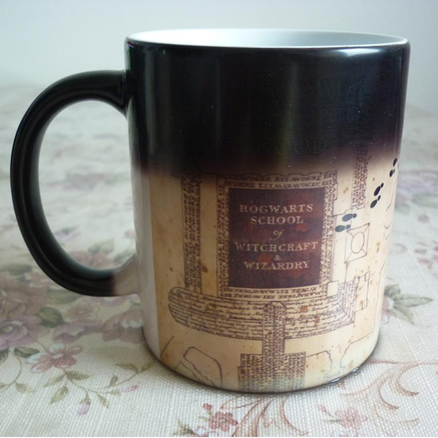 HTB1HV2pPpXXXXa7XXXXq6xXFXXXK - Magic mug Marauders Map Harry Potter Magic Mug