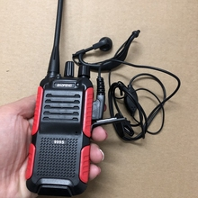 Baofeng BF 999S Plus 5W 1800mAh UHF BF 999S(2) Two way Radio BF 999S handheld walkie talkie for hunting