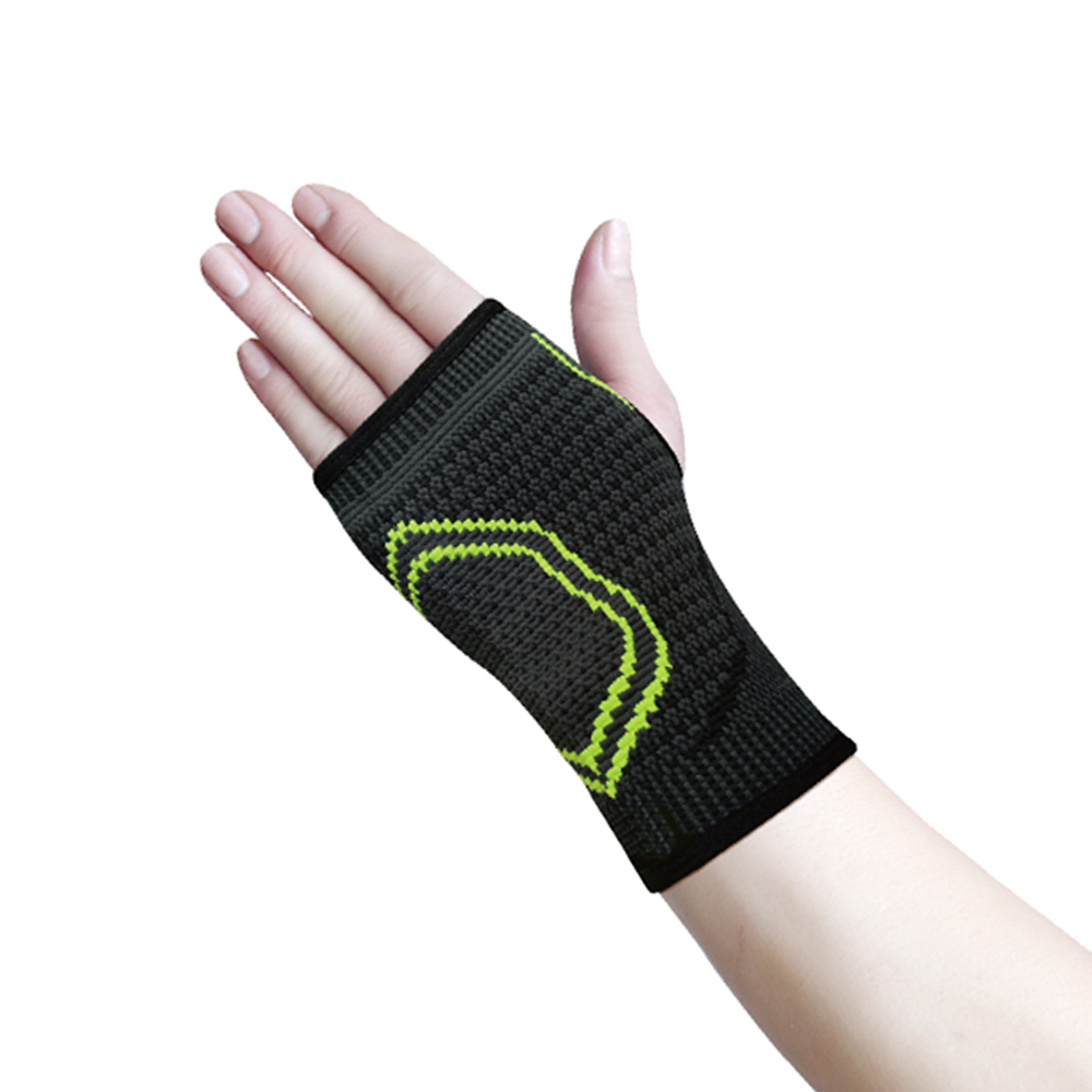 3d Pressurized Elastic Wrist Support Strap Wraps Hand Palm Support Brace Wristbands Support Wrist Compression