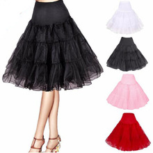 Helpful Organza Halloween Petticoat Crinoline Vintage Wedding Bridal Petticoat for Wedding Underskirt Rockabilly Tutu