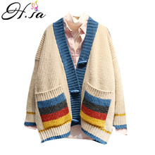 Knit Sweater Sweaters Striped