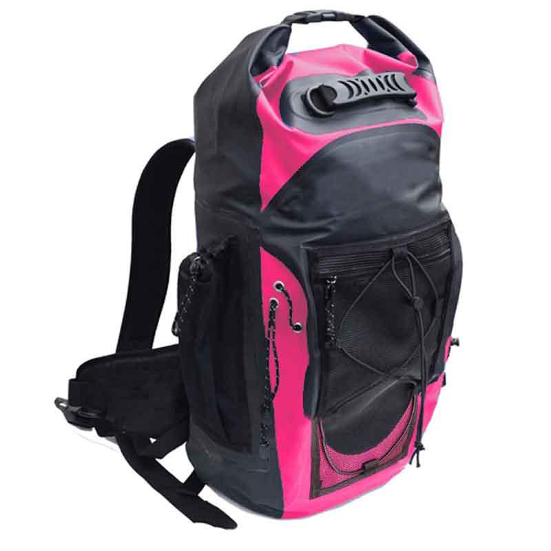 Sac à dos étanche 30L sac de natation sac à bandoulière réglable sac à bandoulière flottant pour la voile - 3
