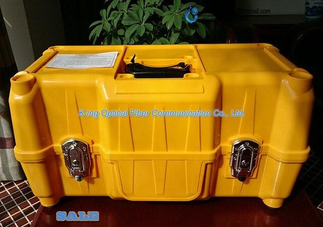 Original Fujikura FSM-80S FSM-80R Fusion Splicer Carrying Case / fiber welding machine package / box