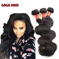 7а необработанные перуанский волна девственница теле дешевые перуанские человеческие волосы Extenstions 1 шт./лот человеческие волосы соткать