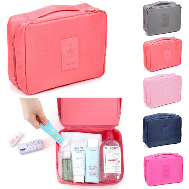 2018 Underware Organizers Travel Accessories For Sock Polyester Travel Storage Bag Women Travel Cosmetic Bag Organizers