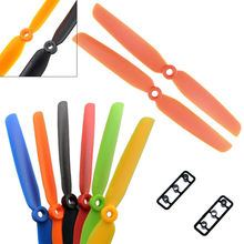 1Pair 6X3 6030 Multi-rotor CW CCW Propeller For QAV250 Mini Quadcopter Prop New стоимость