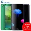 Elephone S7 4G Smartphone Android 6.0 Helio X20 Deca Núcleo 4 GB + 64 GB 13.0MP 3000 mAh Huella Digital 5.5 pulgadas 1080 p FHD JDI Teléfono Móvil