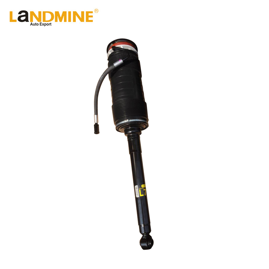 цены Mercedes W221 Rear Left ABC Hydraulic Suspension Shock Absorber Spring Strut Assembly 2213200313 2213208113