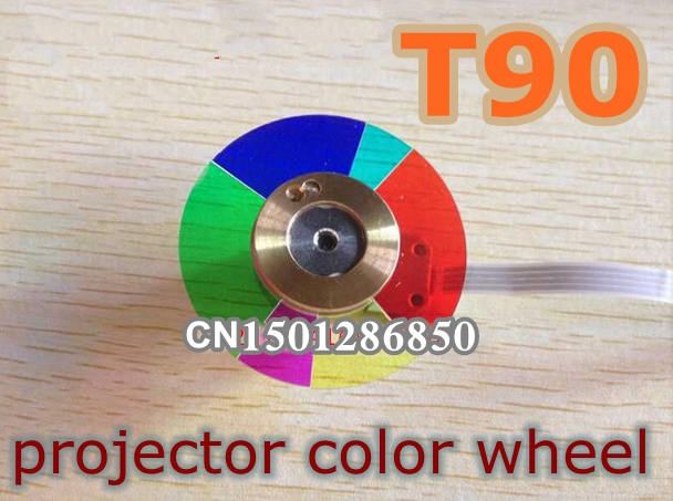 Purposeful Original Projector Color Wheel Fit Infocus T90 Projectors Vivid And Great In Style