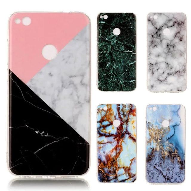 carcasa huawei p smart marmol