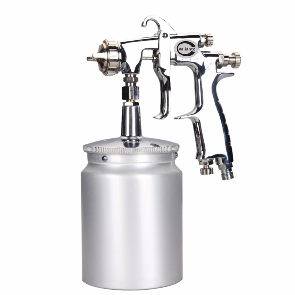 цена на G-110 Air Spray Gun Sprayer Air Brush Alloy Painting Paint Tool Professional Penumatic Furniture For Painting Cars