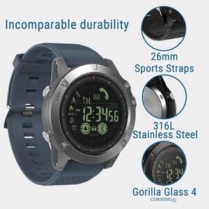 Image 3 - Original Zeblaze VIBE 3 Sport Smartwatch 33 monat Standby Zeit 24h Alle Wetter Überwachung Smart Uhr Für IOS Und Android