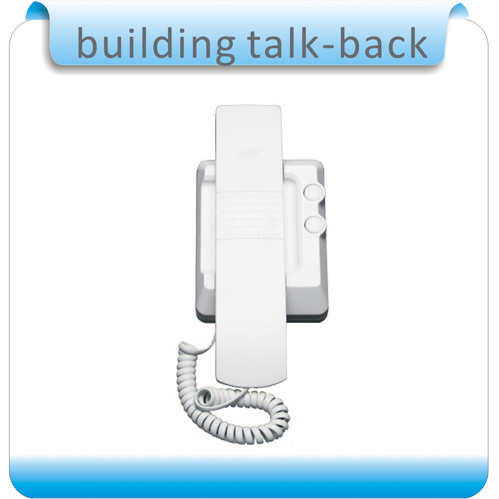 DIY 2 room 7 TFT Led doorphone visual intercom system/ RFID 125KHZ access control visual phone +10pcs cards