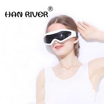 El instrumento que protege un ojo masajeador restaurado visión protección para ojos instrumento de protección para ojos ojo previene miopía magne