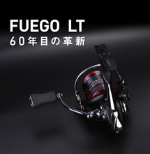 2018 Original Daiwa Fuego LT 1000D 2000D 2500 3000-C 4000D-C 5000D-C 6000D spinning reel Carbon Light Material Housing - LT(China)