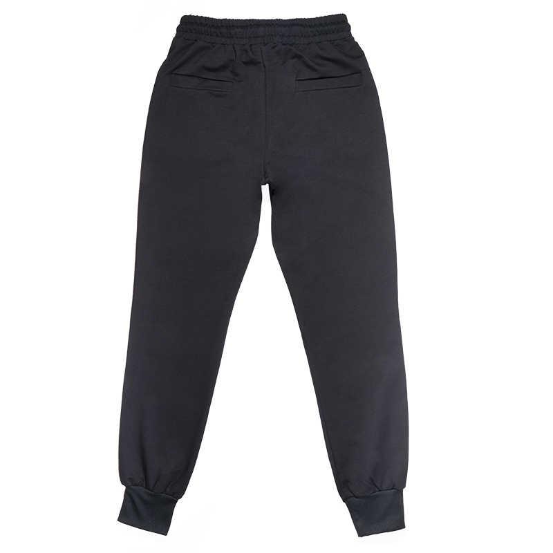 Nova Marca Sik Seda Academias Homens Pantalon Homme Sweatpants Corredores Corredores Homens Casuais Calças Esportivas Roupas Calças Musculação