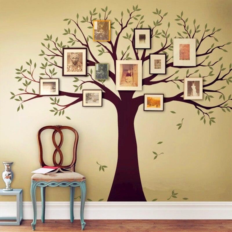 Modern Wall Sticker Art Tree Pattern - Art & Wall Decor - hecatalog.info