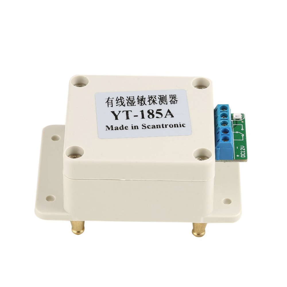 High Sensitive Water Immersion Sensor Water Liquid Overflow Leak Detector Switch Signal Sensor Probe For Alarm System цена