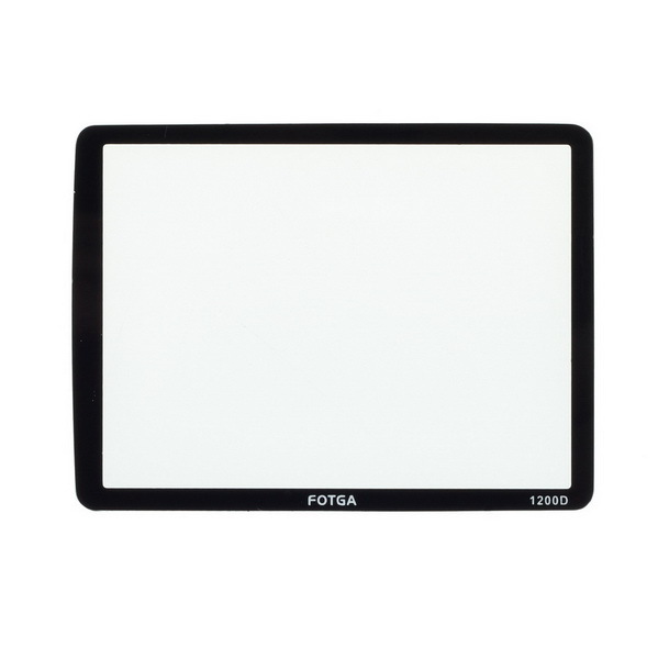 FOTGA Optical Glass LCD Screen Protector Film for Canon EOS 1200D Rebel T3
