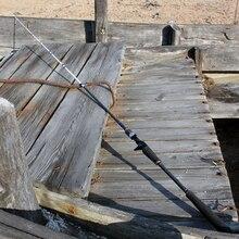 Free shipping 100% Carbon 5'8″ Casting Slow Jigging Fishing Rod For Saltwater/Freshwater Fishing; Free Shipping