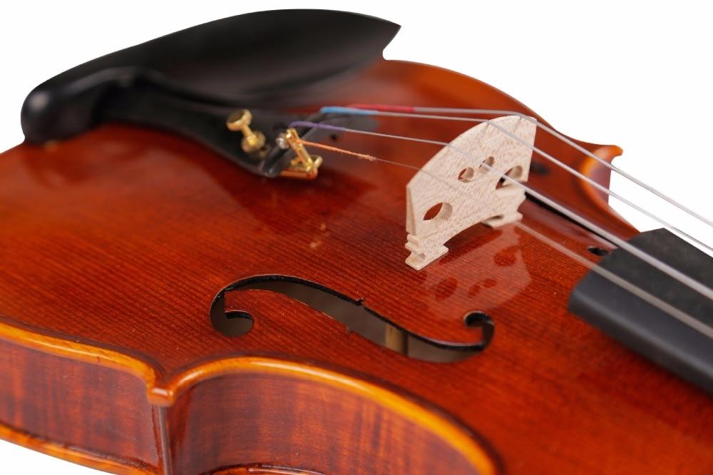 Վարպետ ձեռքի արհեստի հնաոճ ջութակ - Երաժշտական գործիքներ - Լուսանկար 3
