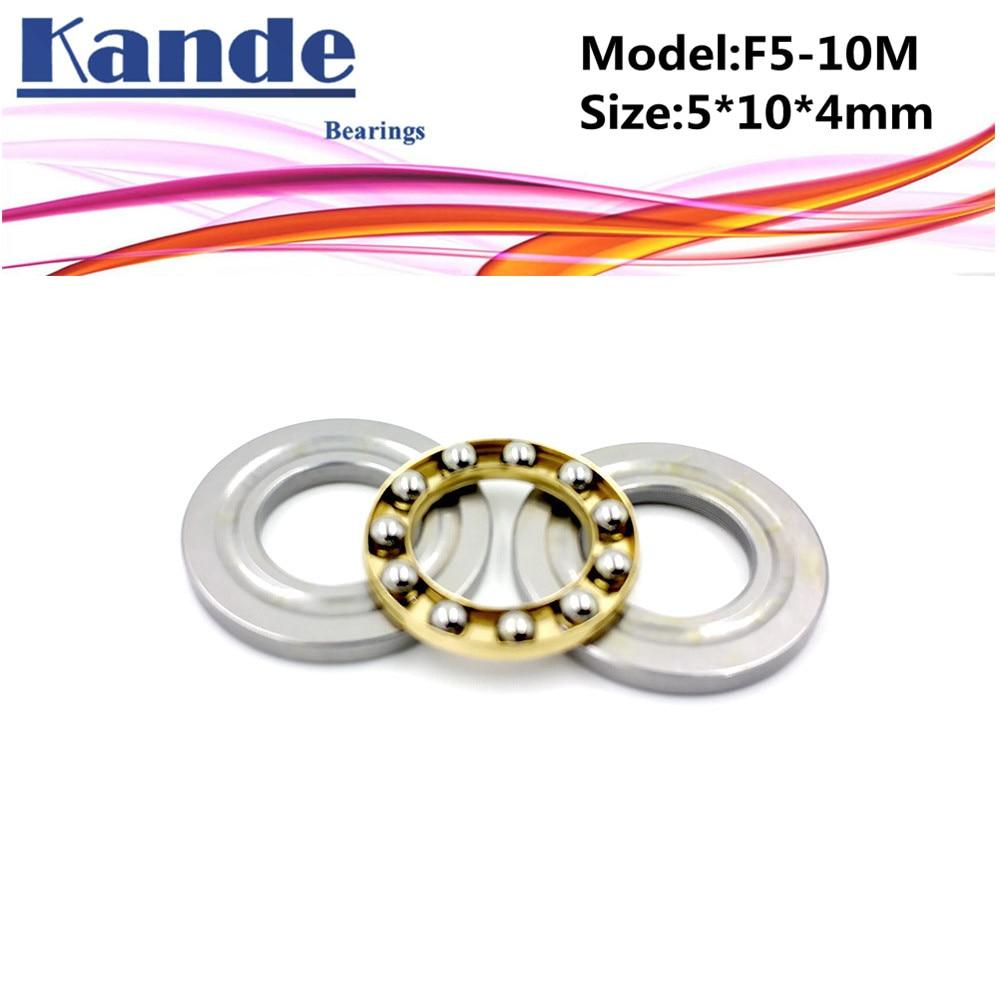 MAO YEYE 10pcs F698zz Shielded Model Flange Bearing 8 x 19 x 6mm