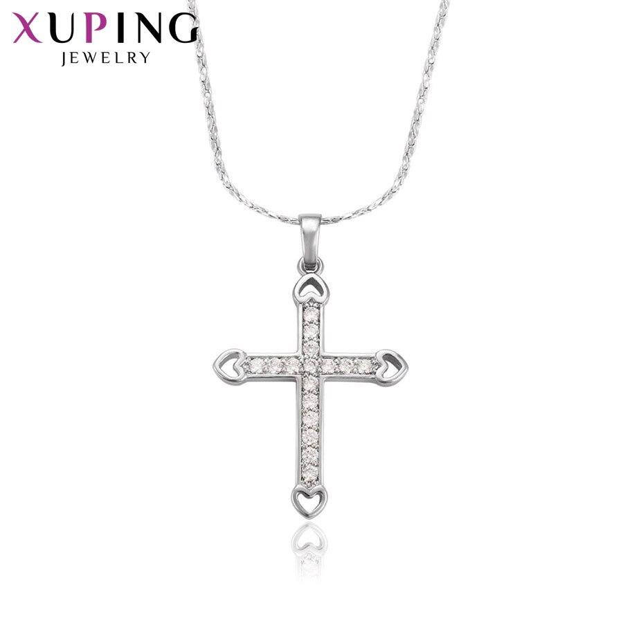11,11 сделок Xuping Мода греческие Серис Кулон Родий Цвет покрытием украшения для Для женщин подарок на день матери M35-30077