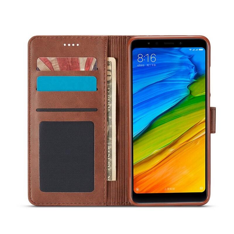 HTB1HVAuzIuYBuNkSmRyq6AA3pXa2 Case For Xiaomi Redmi Note 7 6 5 8 Pro 7A Flip Wallet Book Case Leather Card Holder Cover For Xiaomi Mi 9T A2 Lite Phone Coque