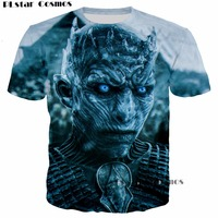 Fashion Medusa Men Brand Clothing Digital Printing Colour Mixture Luxury Casual Harajuku Shirts Long Sleeved Men