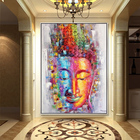 Buddha Canvas Painti...