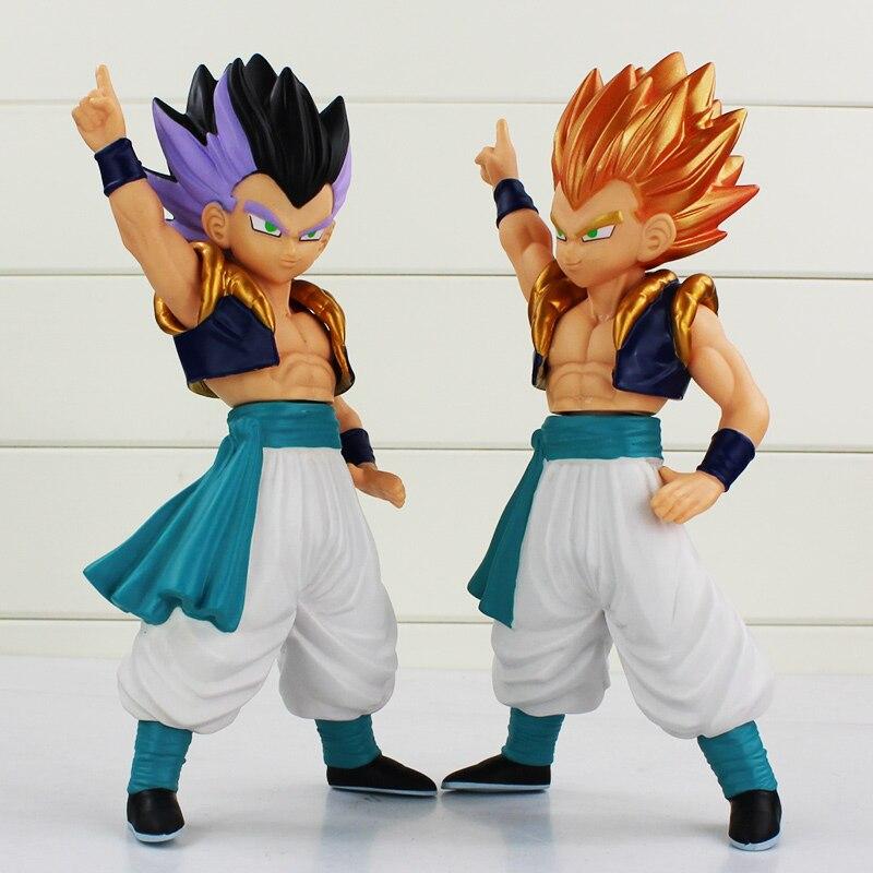ộ ộ Gotenks Dragon Ball Z Super Saiyan 3 Action Personnages De