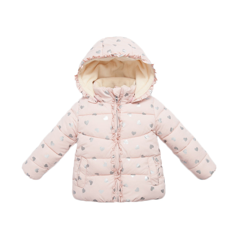 ec9844be4ceb Buenos Ninos Children s Winter Jacket Hooded Coat For Girls Toddler Winter  Coat Children Suits For Girls Kid Clothing -in Down   Parkas from Mother    Kids