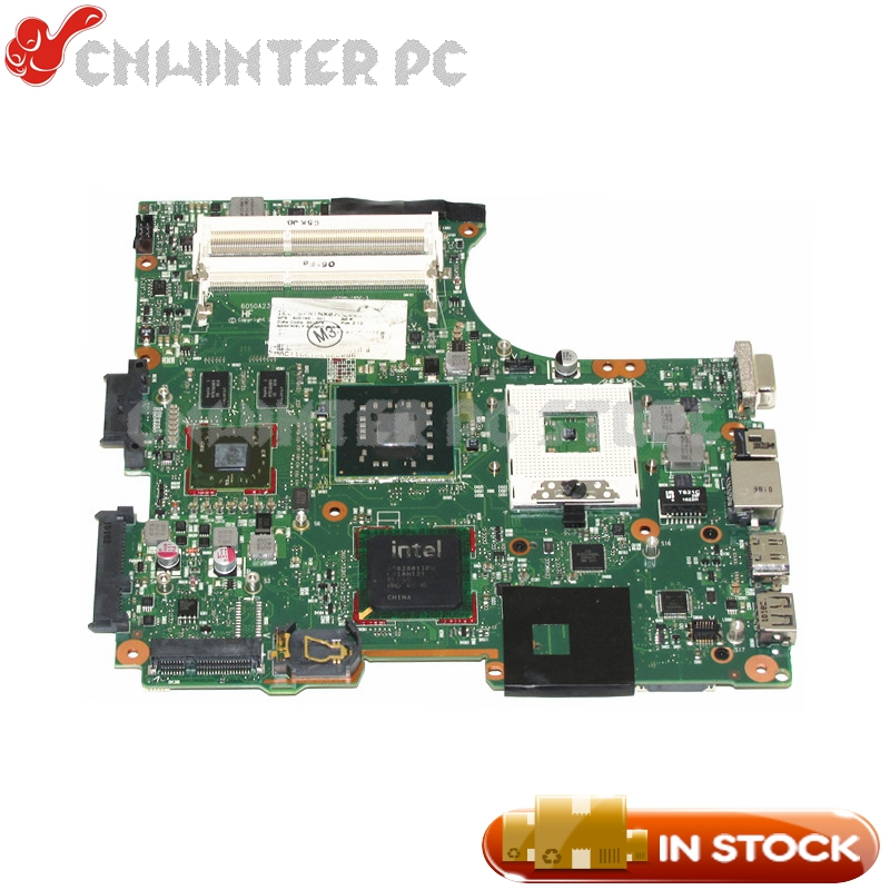 NOKOTION 605746-001 MAIN BOARD For Hp Compaq 321 421 621 Laptop Motherboard PM45 HD5470 DDR2 Free CPU